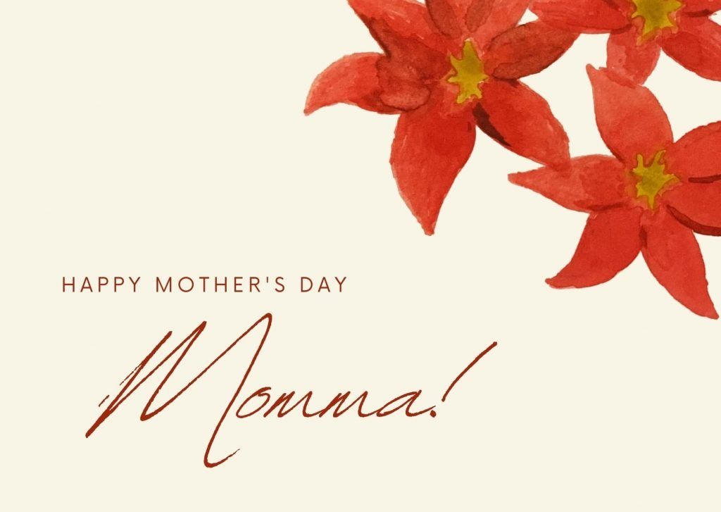 Make Best Mother's Day for The Best Mom