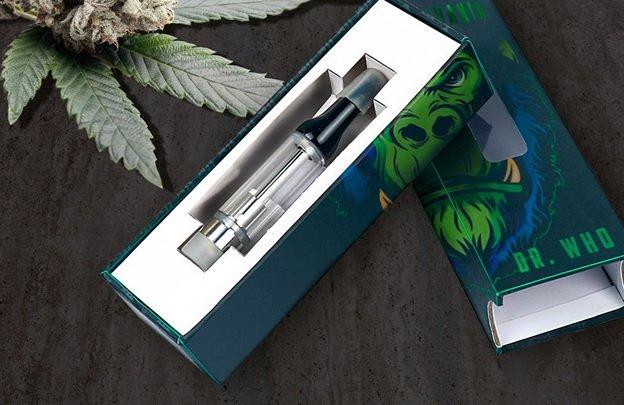 Get wholesale Custom Vape Cartridge Boxes