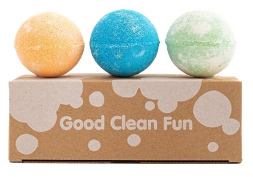 Bath bomb can be used to add essential oils, fragrance and color to the water