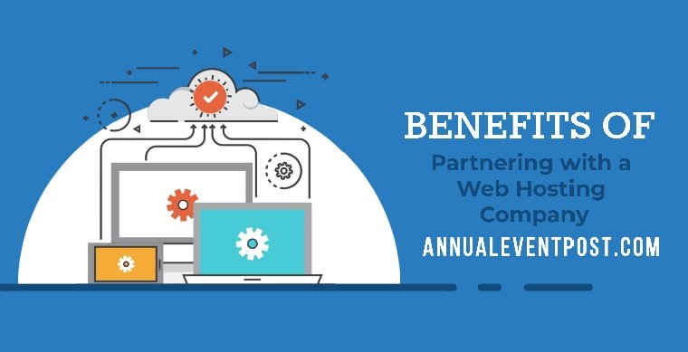 Benefits of Partnering with a Web Hosting Company