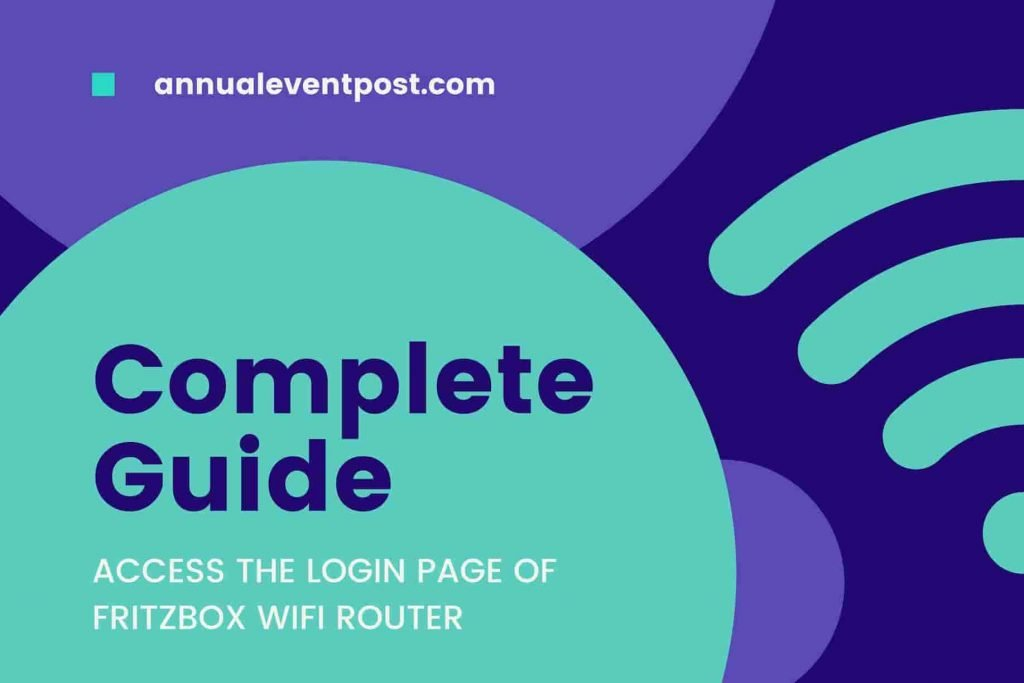A Complete Guide, Access the Login Page of Fritzbox WiFi Router