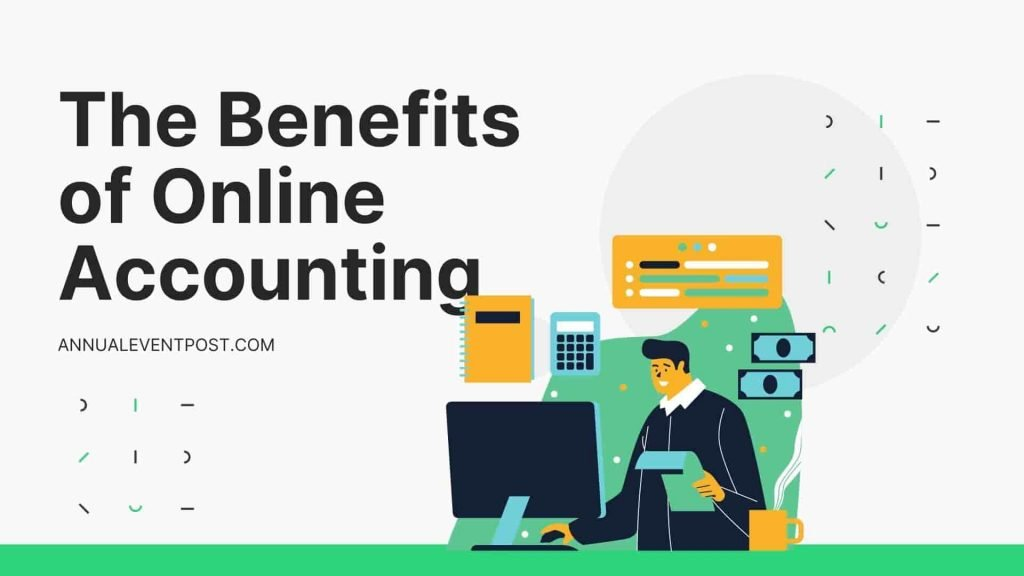 The Benefits of Online Accounting