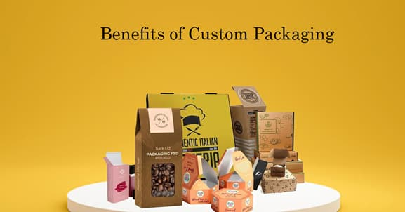 Read Five Major Advantages That You Get from Custom Boxes