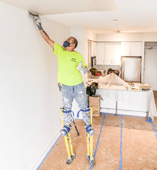 What Safety Measures Should be Taken by Professional Painters?